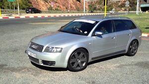 2004 Audi S4 Wagon