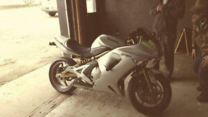 2006 Kawasaki ninja 650r for sale or trade