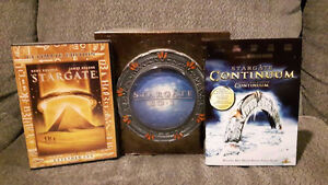 Stargate SG-1 complete series and more