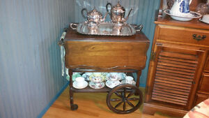 Antique Tea Wagon Kitchener / Waterloo Kitchener Area image 1
