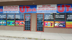 ★★U-TECH Services ★★ Cell phone, Laptop ,I-PAD & tablet Repair