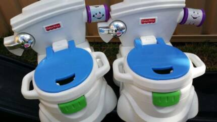 Fisher Price Musical Potty 🔷2 for $75