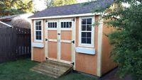 bunk houses / garden sheds for sale