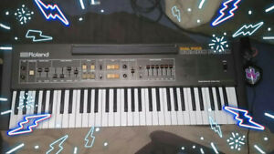 Roland EP-6060 Vintage Synth - Price drop