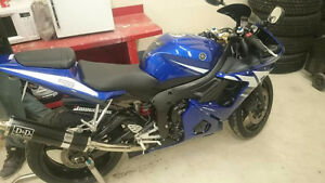2003 yzfr6 for sale