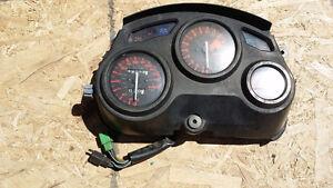 CBR 600 speedo cluster F1 Hurricane cbr600 fairing plastic 8790