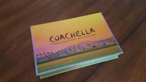 Coachella tickets 2nd weekend, car camping and shuttle for 2