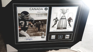 Signed and numbered Argos -Pinball Clemons pic