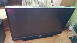"56""  JVC - WILL DELIVER LOCALLY"