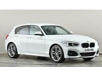 2016 BMW 1 Series 120d M Sport 5dr Hatchback diesel Manual