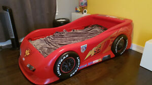 Disney Cars  - Lightning McQueen - Twin Bed