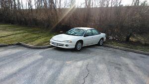 1997 Chrysler Intrepid Base Sedan
