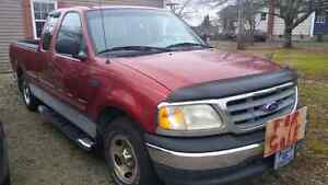 2000 Ford F150 xtended cab