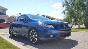 2013 Honda Civic SI Coupe (2 door)