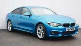 image for 2017 BMW 4 Series 430d xDrive M Sport 5dr Auto [Professional Media] Coupe diesel