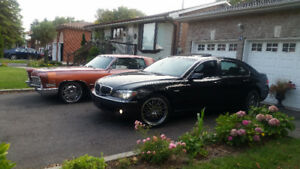 BMW 750Li LEAVE COUNTRY MAKE OFFER & TAKE IT. EXECUTIVE PACKAGE!