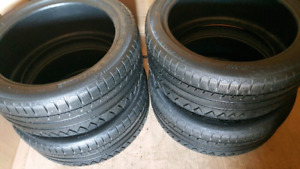 4 Michelin Hiver/Winter 245 40 R18
