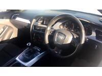 2011 Audi A4 2.0 TDI 136 S line (Start Stop Manual Diesel Saloon