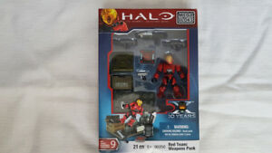 Brand New/Rare - HALO - Red Team: Weapons Pack - 96956