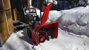 souffleuse à neige Ariens ST926