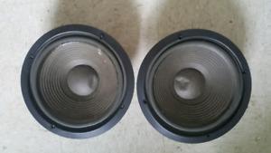 """Haut-parleurs JBL 310G-1 de 10"""""""