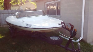 1985 tempest speed boat