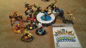 Skylanders SwapForce game for PS3 and 12 figures