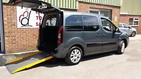 2013 Citroen Berlingo Multispace Plus Wheelchair Disabled Accessible Vehicle Car