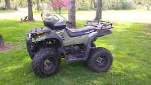 2000 Polaris Sportsman 90