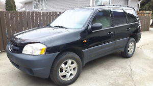 2001 Mazda Tribute Hatchback