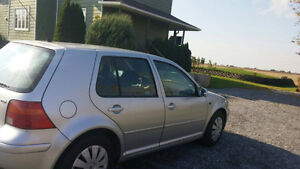 2003 Volkswagen Golf Autre