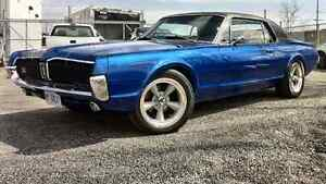 1968 Fuel Injected Mercury Cougar