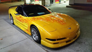 1998 C5 Chevrolet Corvette custom Coupe (2 door)