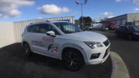 2017 Seat Ateca 2.0 TSI FR 5dr DSG 4Drive 5 door Hatchback