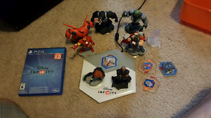 Disney Infinity 2.0 PS4 Set