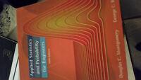 Engineering Textbooks - U of S