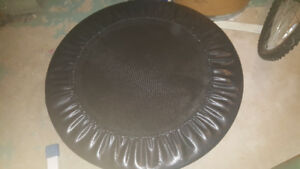 Mini trampoline only used once MUST GO!!