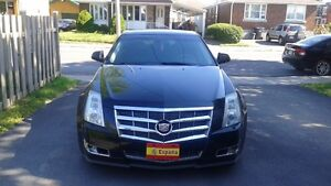 2008 Cadillac CTS4 Berline