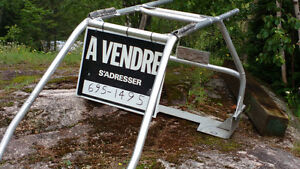 Rack en aluminium Neuf pour V T T Saguenay Saguenay-Lac-Saint-Jean image 1