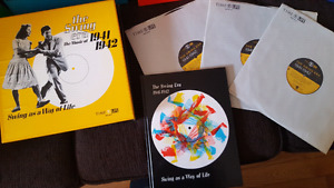Swing albums and books