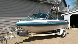 1993 Glascon 18' boat