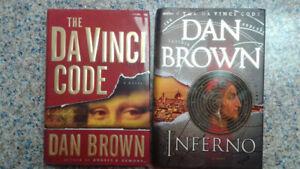 Dan Brown novels