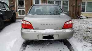 2005 Subaru Impreza RS All wheels drive Cambridge Kitchener Area image 5