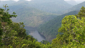 Spectacular Hill Top Lot for Sale in Belize Eco Village