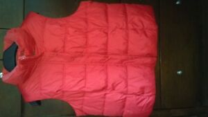 Old Navy Red Womens Vest -Winter