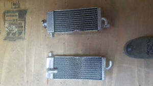 dirtbike radiator new I think yz 250 2002+