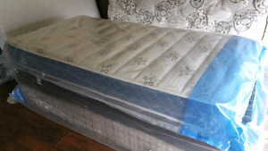 NEW mattresses, 150$ up,  queen king and single. FREE Deli