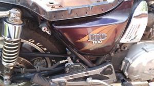 1983 Kawasaki Motorcycle