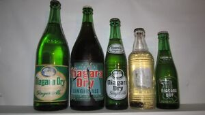 Niagara Dry or Sky Hy - Full//Capped - Bottles/Cans