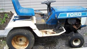 Parts or Repair Riding Mowers Lawn Garden Tractors